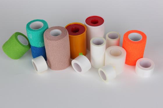 China Comprimento 10m médico da fita 5m da atadura do emplastro adesivo de óxido de zinco distribuidor